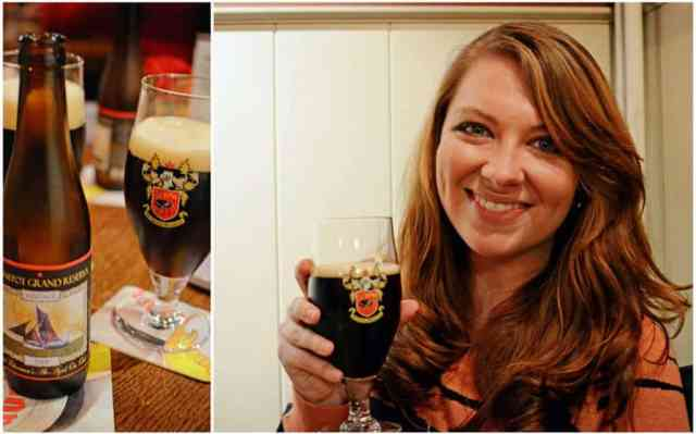 Beer from Bruges