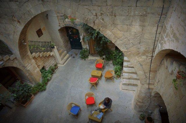 Fauzi Azar Inn Courtyard