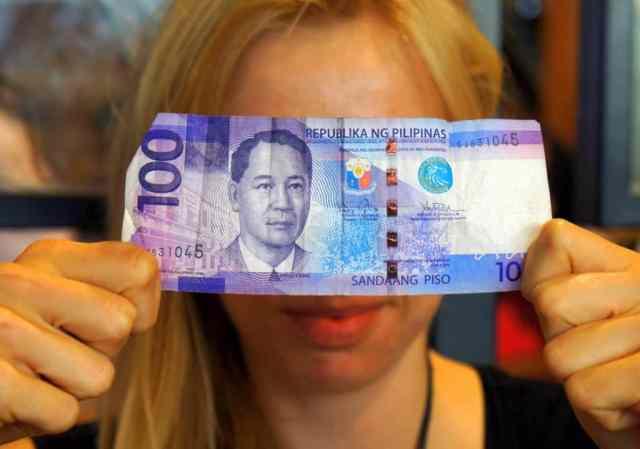 Filipino note