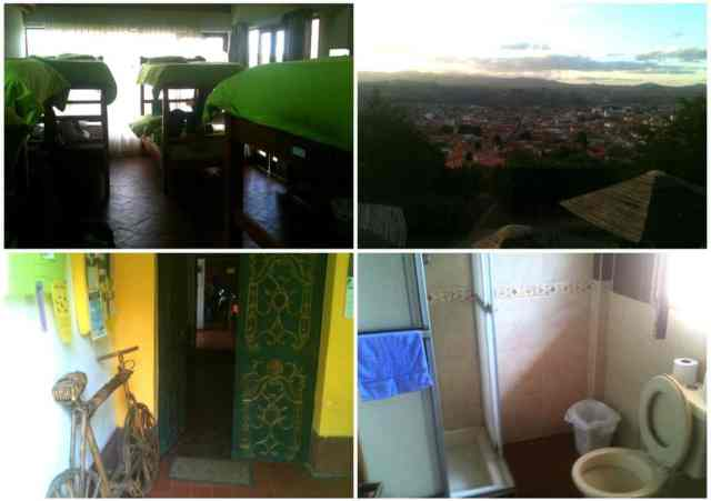 The Beehive Hostel in Sucre