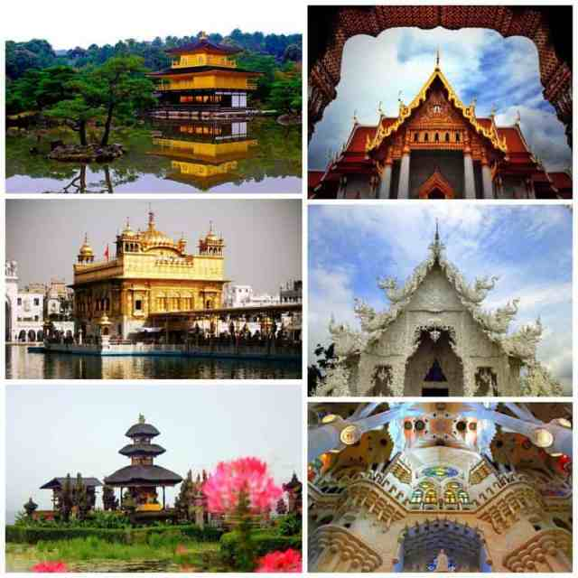 Worlds Most Beautiful Temples ETramping Adventure Travel Blog - The 30 most beautiful travel destinations on earth