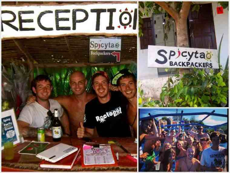 Spicy Tao Backpackers
