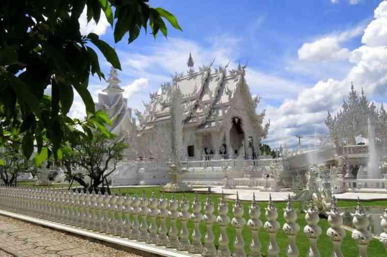 White Temple, Thailand