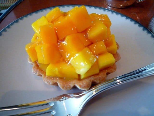 Mango Tarte
