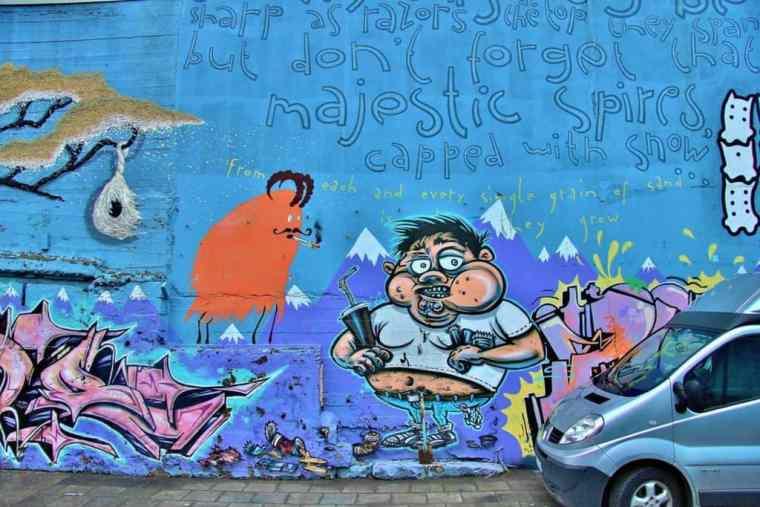 Street art Rekjavik 1