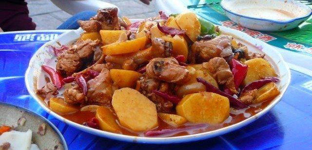 DaPanJi-Big Plate Chicken