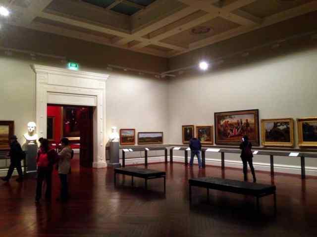 Melbourne is the arts capital of Australia