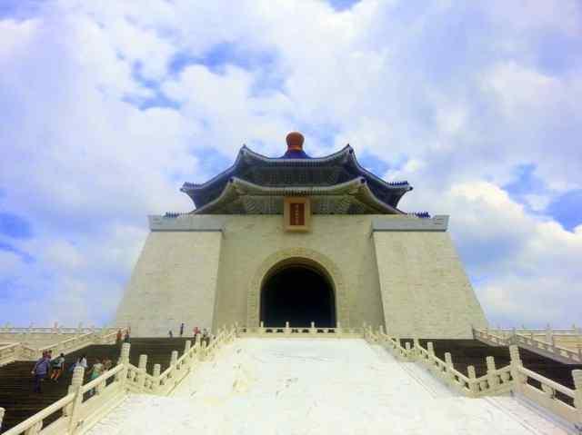 Taiwan Taipei Chiang Kai shek Memorial2