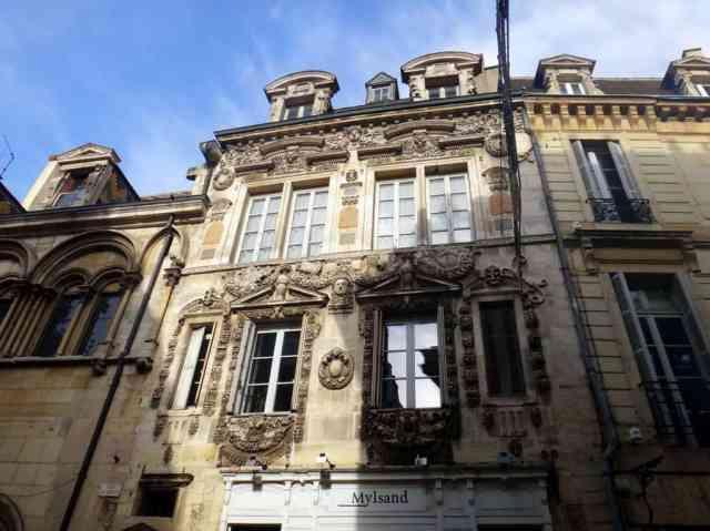 Dijon Rue des Forges