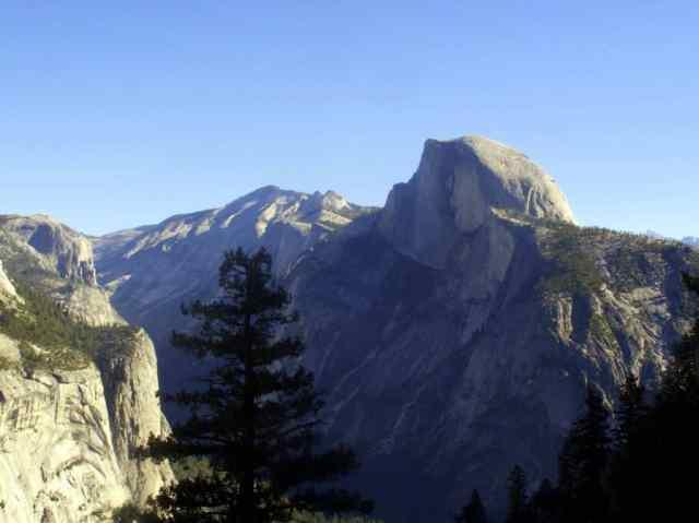 Half Dome, Yosemity