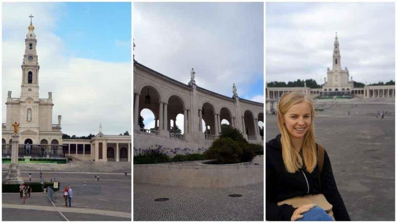 Fatima sanctuary