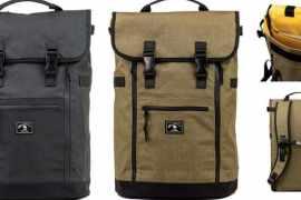 Wheelmen & Co, Babylon Backpack