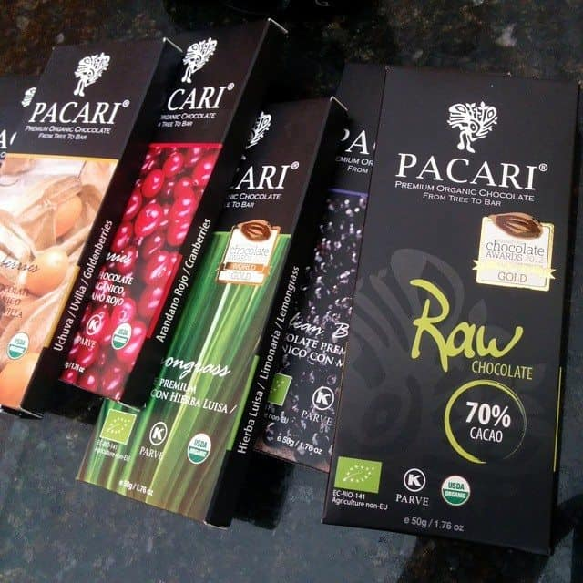 Ecuador makes some of the world's best cocoa!