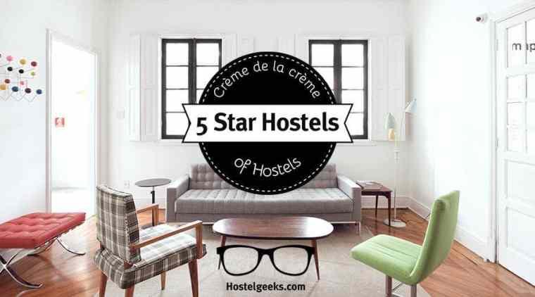 5-star-hostels