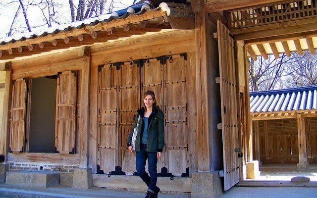 Audrey-in-Korea