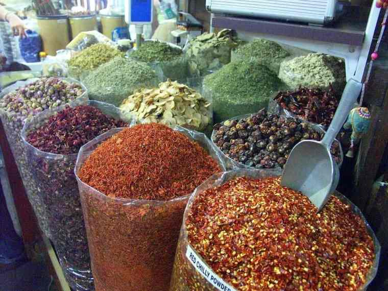 local herbs and spices abu dhabi