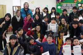 Working as English Teachers in South Korea