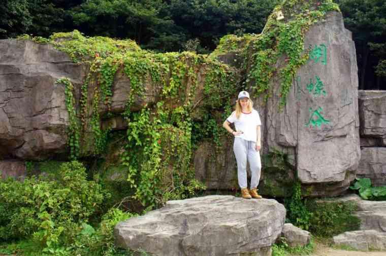 Climbing Wutong Mountains