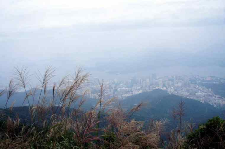 Wutong Mountains, Shenzhen.