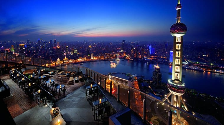 Photo credit: The Ritz-Carlton Shanghai, Pudong