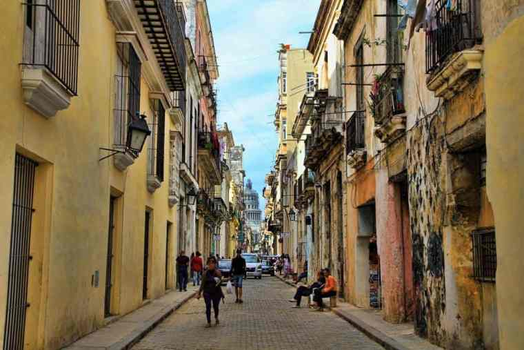 Cuba on a budget