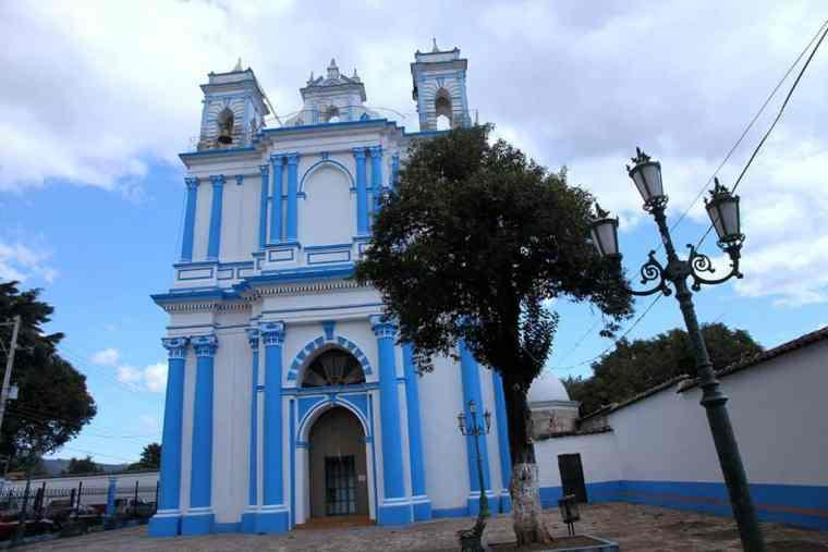 Templo de Santa Lucia in San Cristobal de las Casas