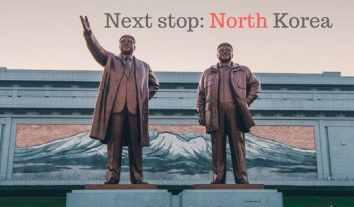 North Korea cover