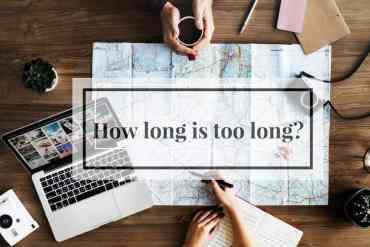 travel map planning