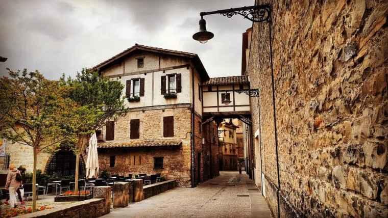 Pamplona streets