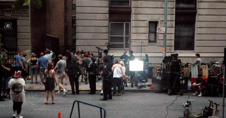 Movie Location New York