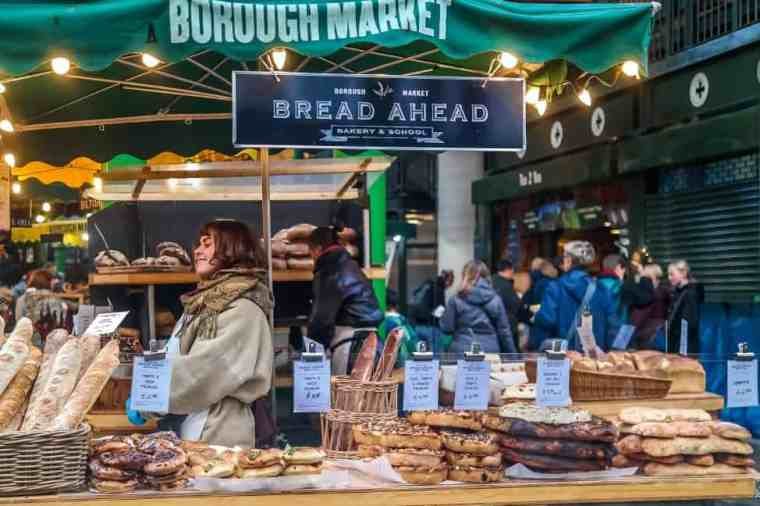 Best Dishes in London: Donuts at Bread Ahead