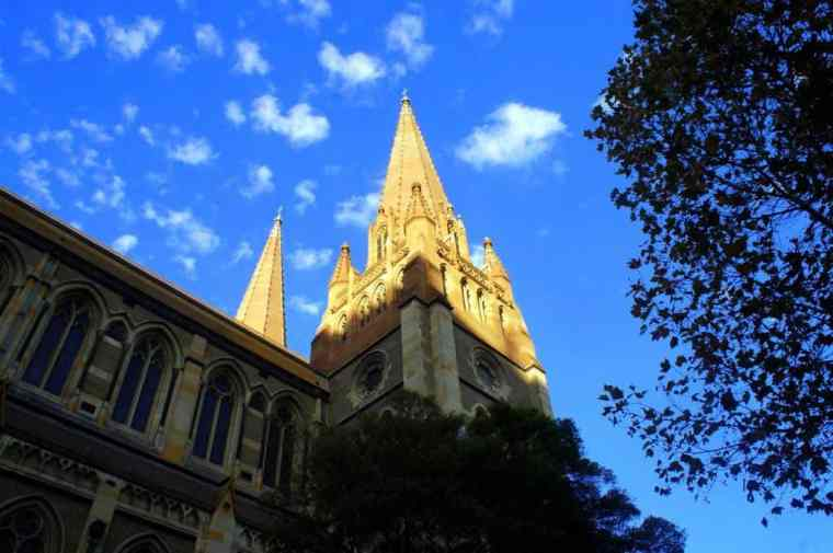 Melbourne's church