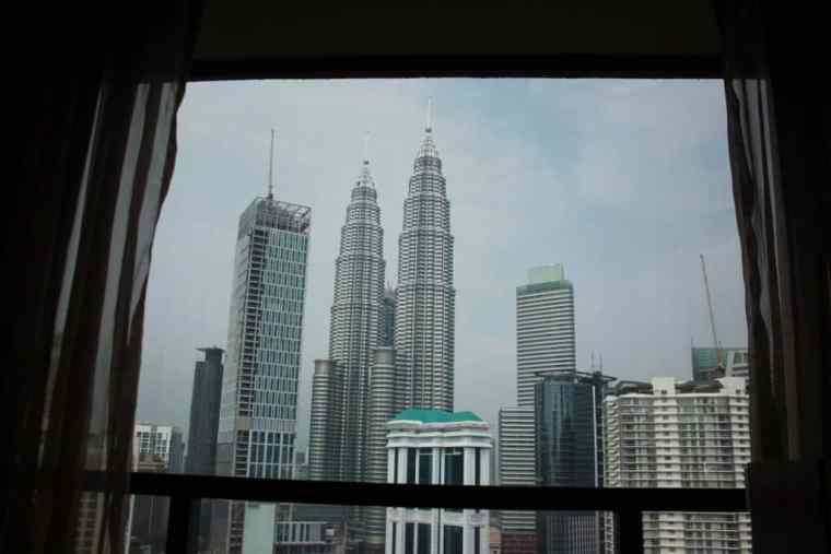 View of Kuala Lumpur from the Renaissance by Marriott, Kuala Lumpur