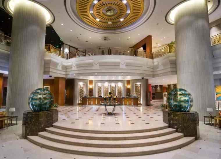 Main Lobby East Wing 3, The Renaissance by Marriott, Kuala Lumpur