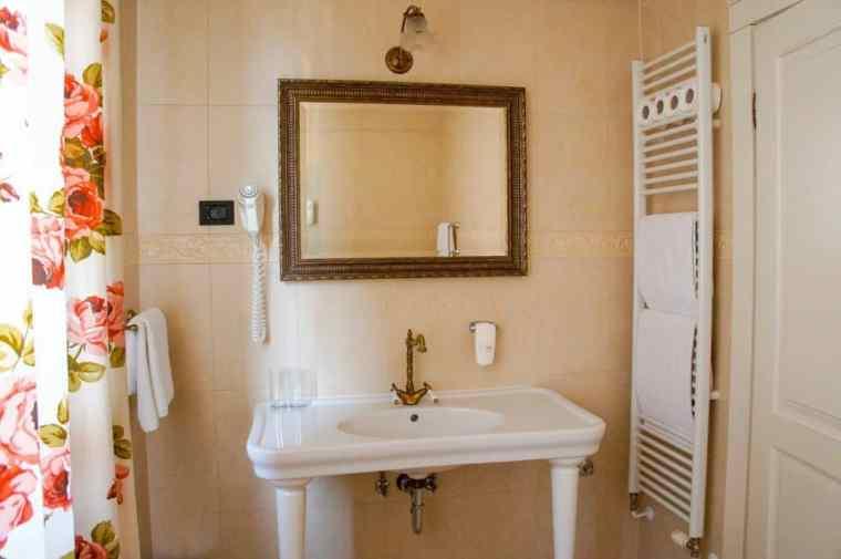 Bathroom at Hotel Grace, Medjugorje