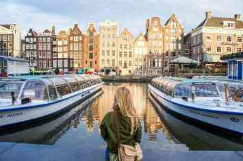 Agness in Amsterdam
