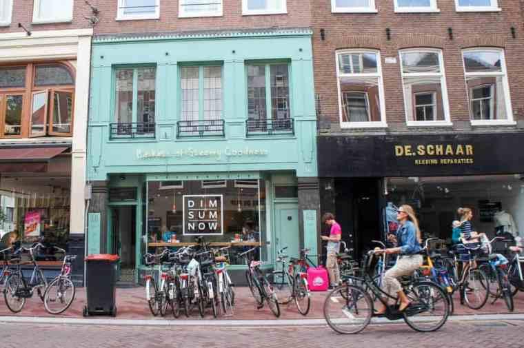 Street in Amsterdam