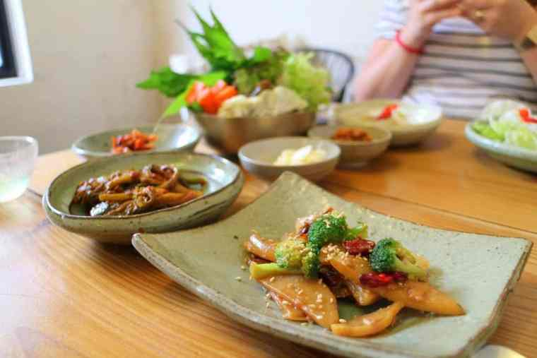 soban-seogwipo-side-dish