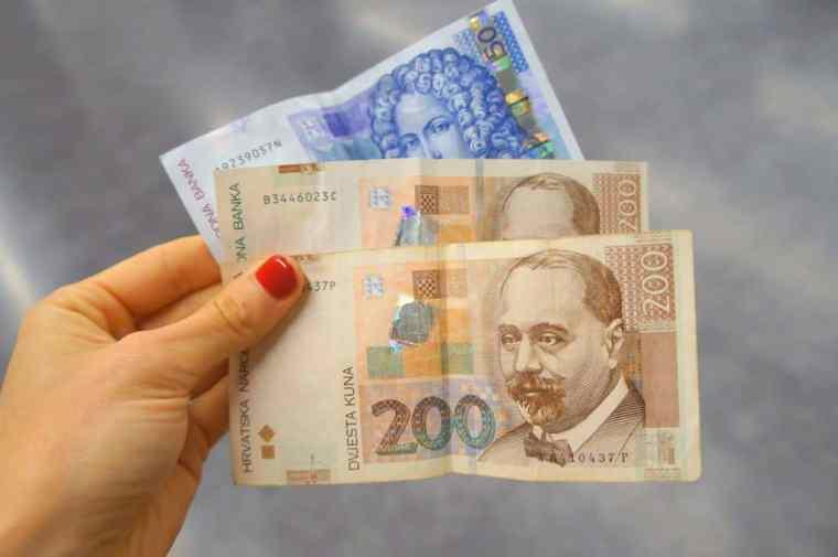 Croatian currency