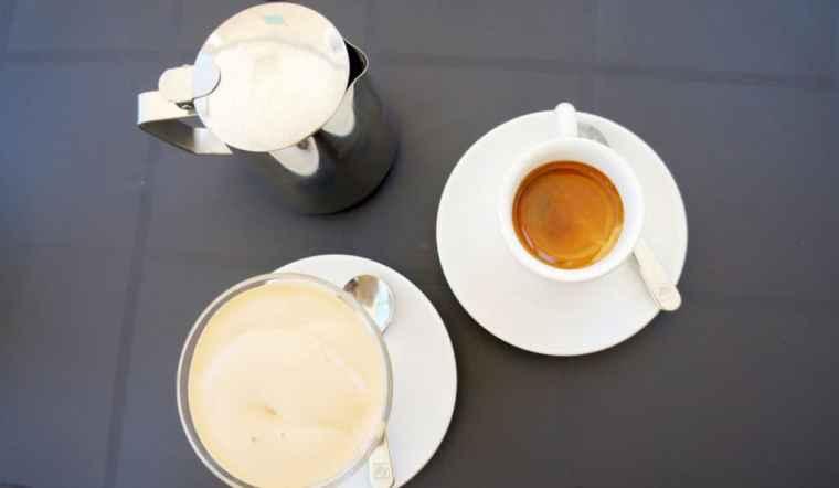 Coffee in Foggia city, Italy