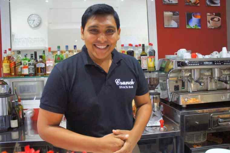 BistroBar bartender