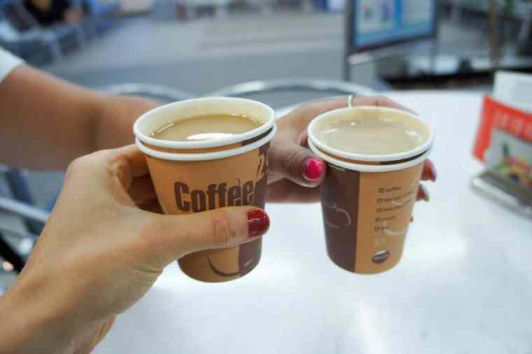 Coffee in Split
