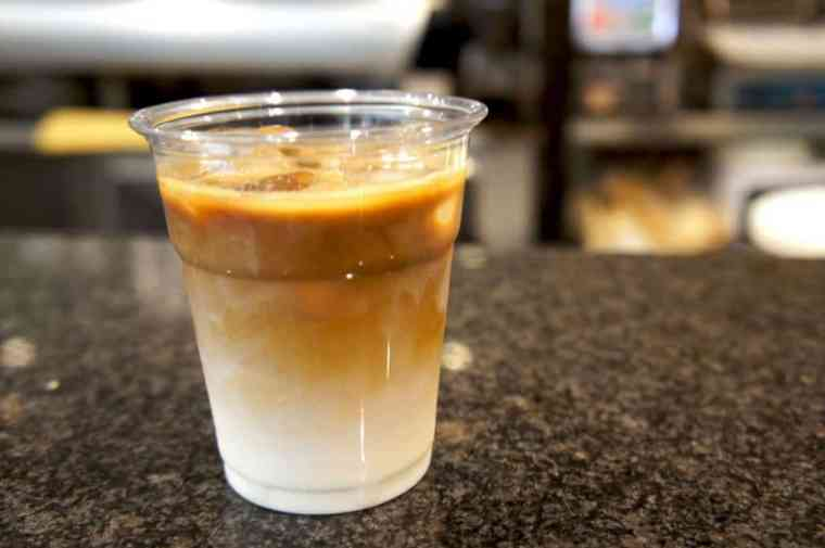 Coffee at Caffe Del Forno