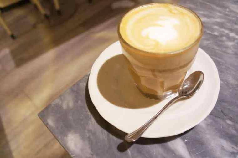 Coffee at Gia Roma 1886