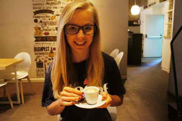 Coffee at Agora Restaurant & Bar