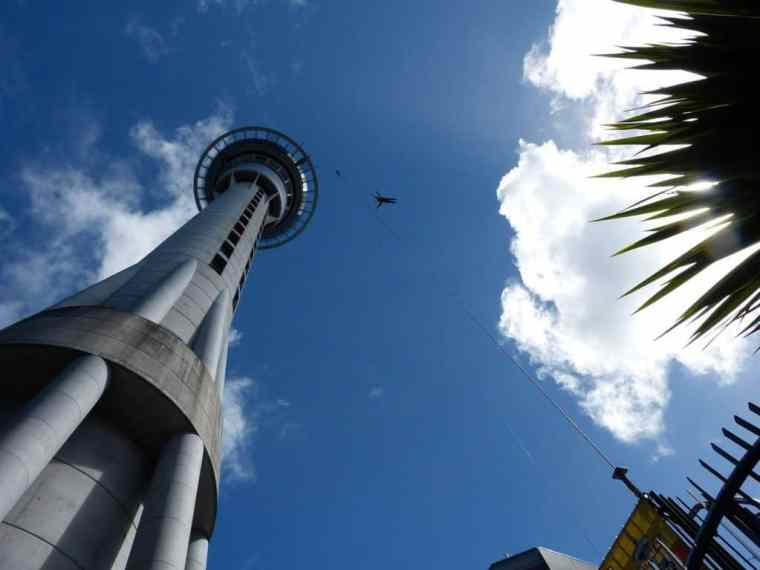 bungy jumping auckland