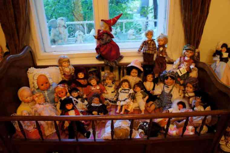 Puppets in Sofia