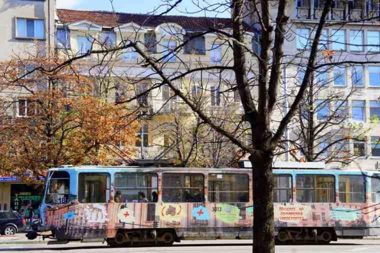 Transport in Sofia