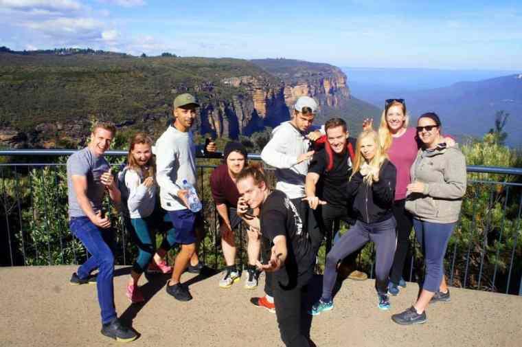 Blue Mountains trip, Australia