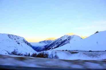 Road trip in Andorra